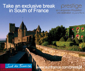 Take an exclusive break in South of France