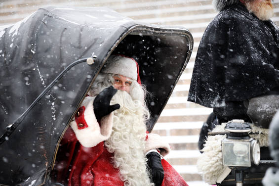 Christmas events in Helsinki