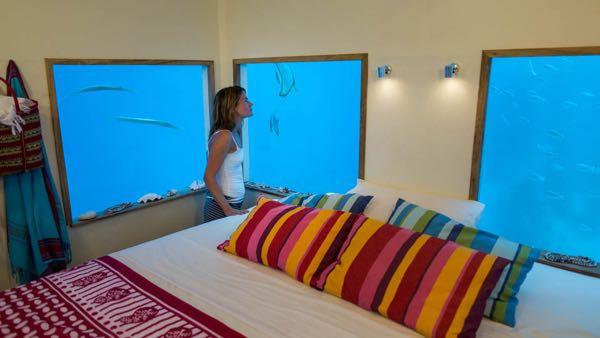 Underwater Room In Dubai
