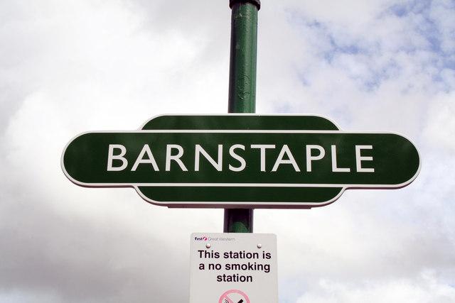Barnstaple and Surroundings