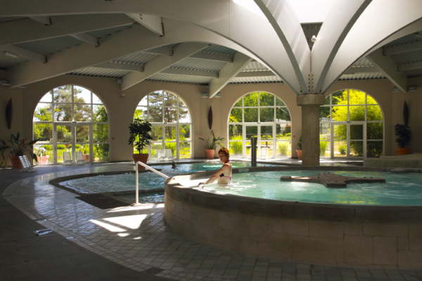 Free Spa entry with Treehouse bookings
