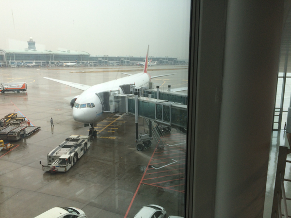 Asiana Airlines to South Korea