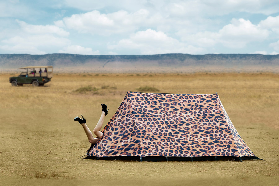 The coolest tents