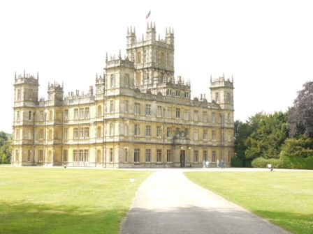 Stay at Downton Abbey