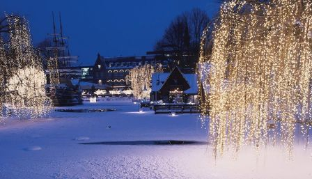 Christmas in Tivoli Gardens