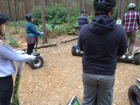 Forest Segway in Bracknell