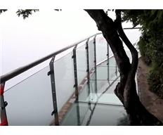 Glass Bridges and Walkways
