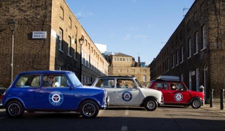 London Tours by Vintage Mini
