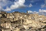 Get to your Cave in Matera by train