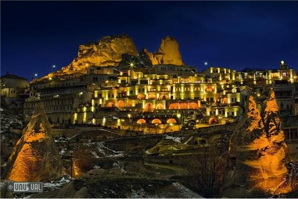 Cappadocia Cave Hotel And Spa