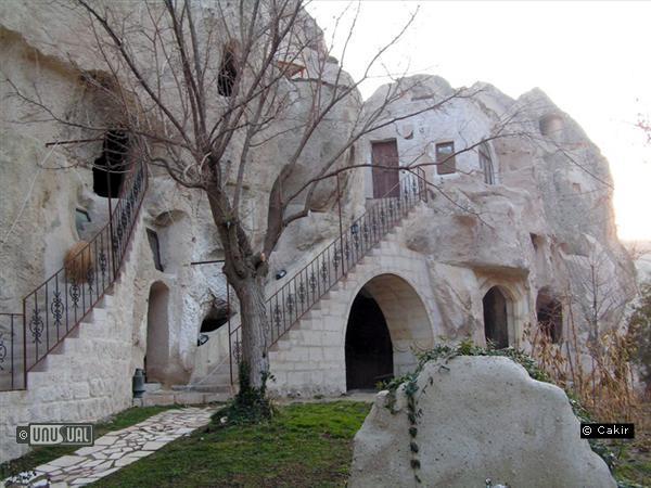 Gamirasu Cave Hotel In Cappadocia