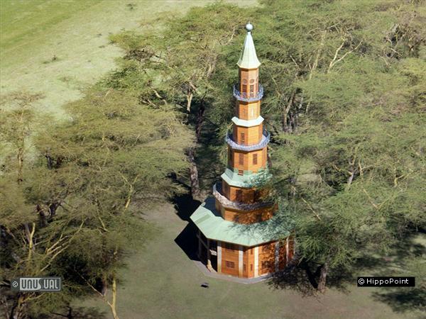 Hippo Point Wildlife Sanctuary In Naivasha Kenya