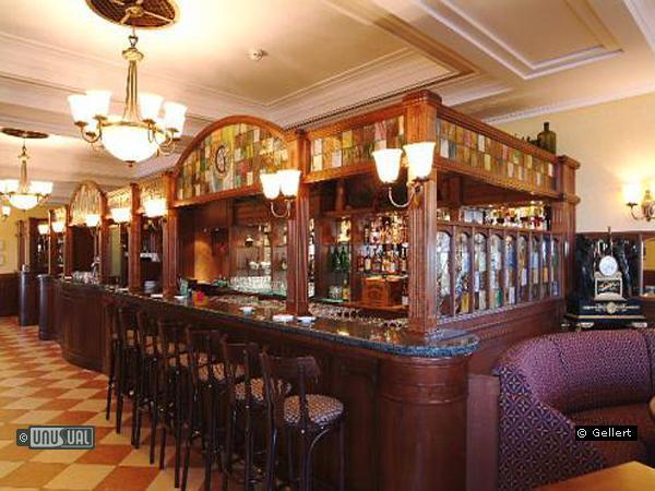 Hotel Gellert In Budapest Hungary