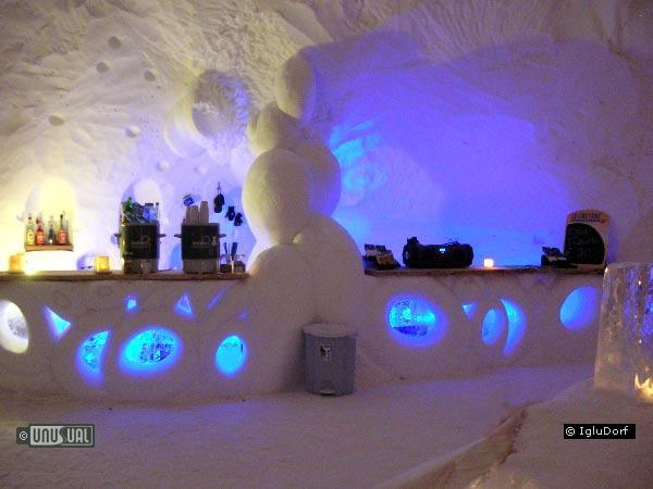 Iglu Dorf Zugspitze in Zugspitze Germany : Unusual &amp Unique Hotels of the World - Coolest Home Decor