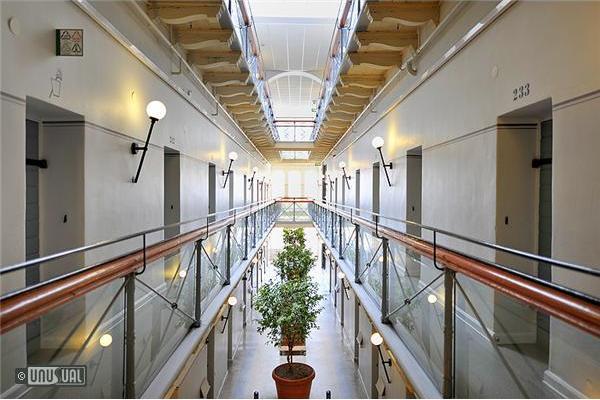 Langholmen hotel in stockholm sweden unusual unique for Prison converted to hotel