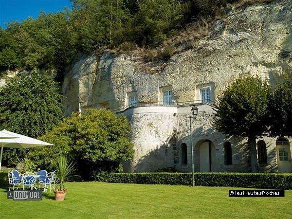 Les Hautes Roches In Rochecorbon France Unusual Unique Hotels Of The World