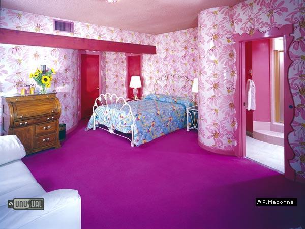 Madonna Inn in San Luis Obispo United States of America