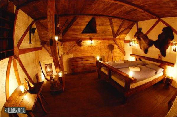 Medieval Themed Hotel An Hour From Prague