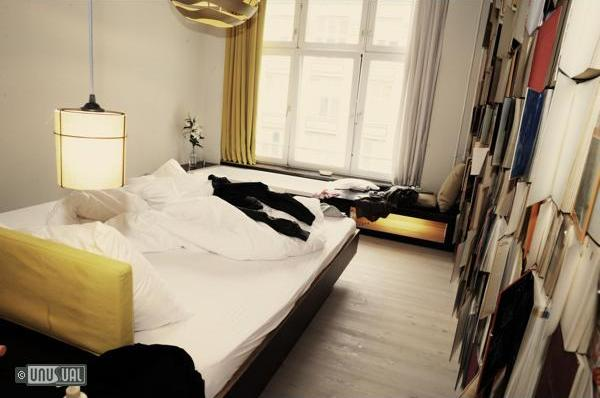 michelberger hotel berlin from gounusual. Black Bedroom Furniture Sets. Home Design Ideas