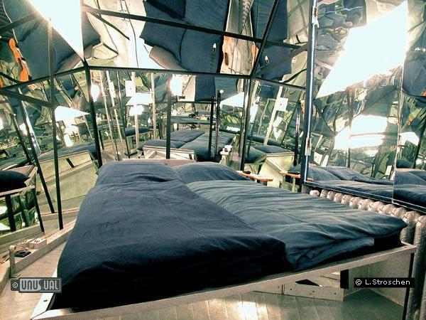 propeller island city lodge in berlin germany unusual. Black Bedroom Furniture Sets. Home Design Ideas