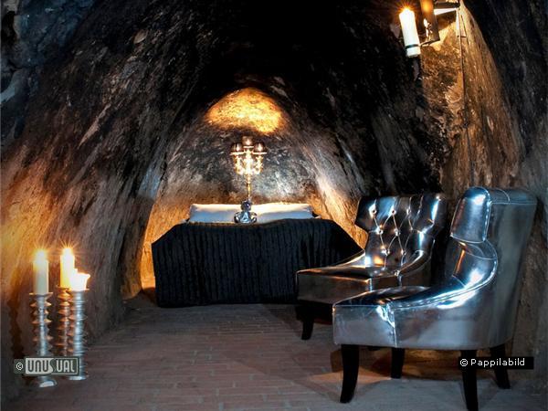 Sala Silvermine Underground Suite In Sweden