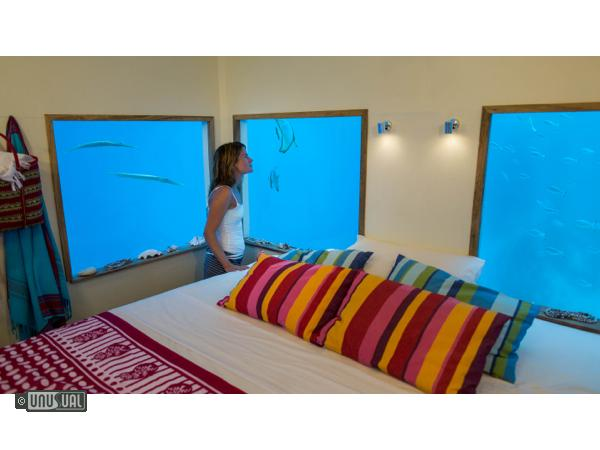 Underwater Hotel Room Pictures