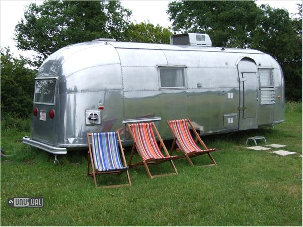 Airstream Caravans Restored And Adored