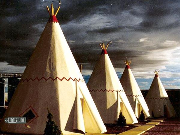 The Wigwam Motel In Holbrook Arizona Image Located At Unusualhotelsoftheworld Click On To Go Site