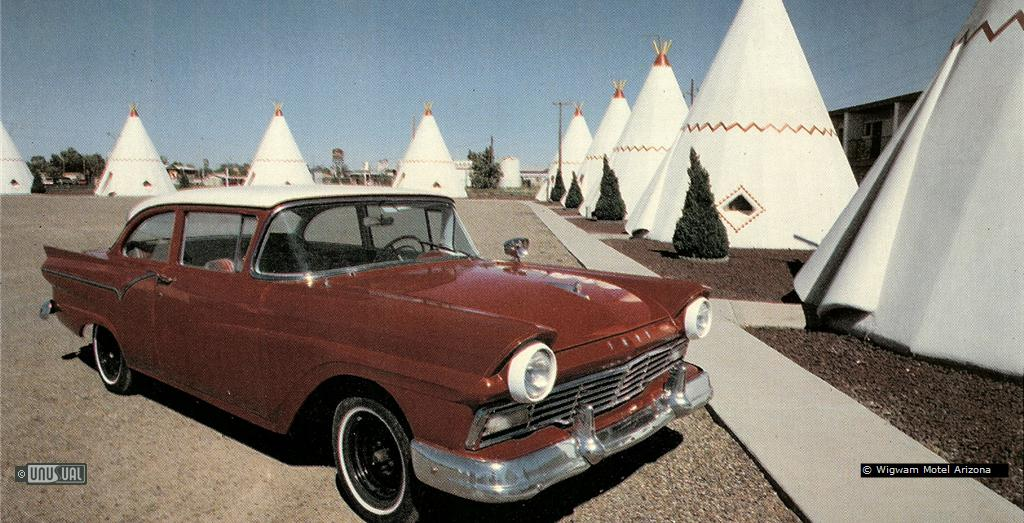 Wigwam Motel Arizona