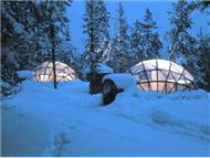 Kakslauttanen Hotel and Igloo Village
